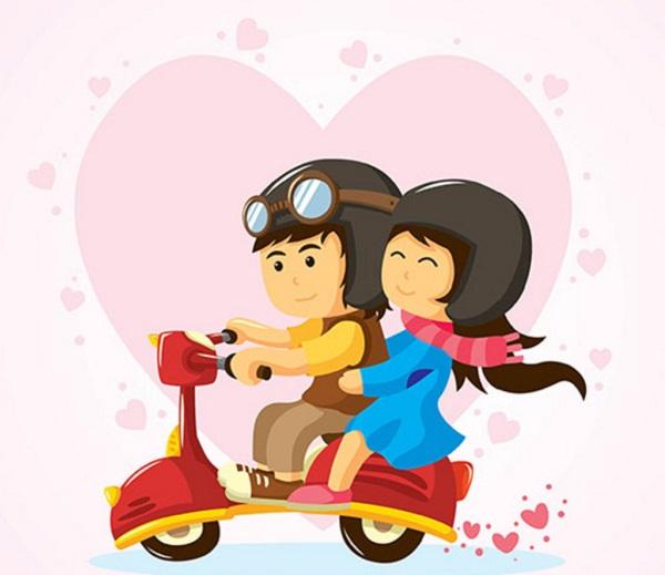 七夕节浪漫爱情表白说说配图片 牵着你的手,走过漫漫人生2