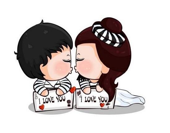 情侣间早安短语说说 唯美的爱情说说