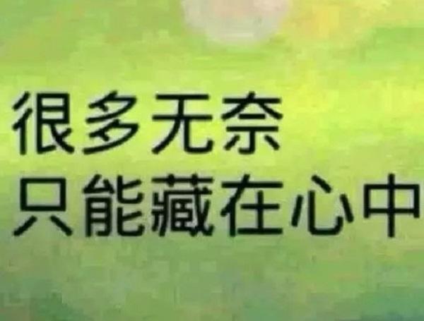 让对方看到心疼的说说句子 朋友圈一句简单的伤感说说13