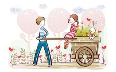 浪漫温馨的表白句子 简短感人的一句话