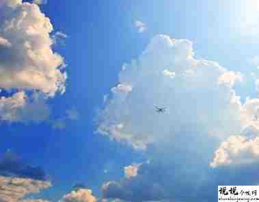 描写天空的优美朋友圈配图 朋友圈发天空照的文案12