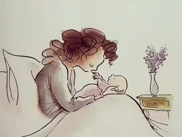 形容母爱的唯美佳句 母亲节形容母爱的句子