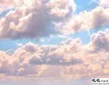 描写天空的优美朋友圈配图 朋友圈发天空照的文案5