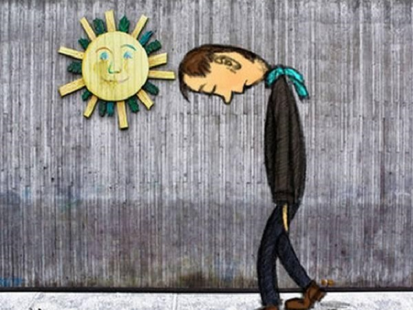 QQ空间关于爱情的伤心说说 表达心情低落不高兴的句子