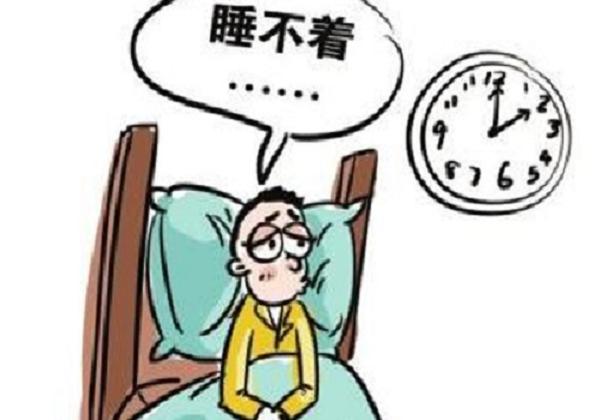 心情不好失眠的图片说说 心烦压力大睡不着的朋友圈说说6