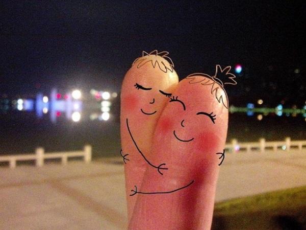 甜蜜爱情说说配图片 谈恋爱时发朋友圈的心情句子