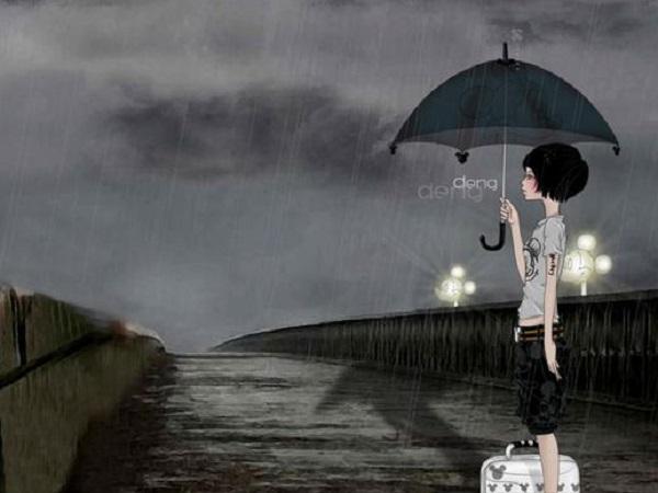 适合下雨天发的唯美诗句 表达下雨天心情的诗句,独一无二