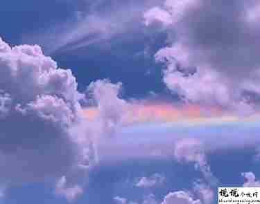 描写天空的优美朋友圈配图 朋友圈发天空照的文案15