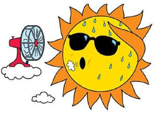 发朋友圈证明天热的搞笑句子 简短一句话证明天很热