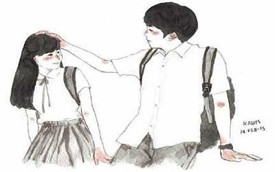 情侣恋爱时候的说说 有图片的爱情说说短句子