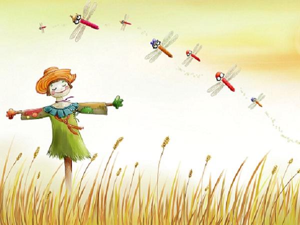 描写秋天到了的心情说说 秋天来临发朋友圈的句子
