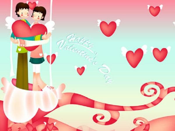 适合情人节发的微信说说 简短一句话表达爱情的句子