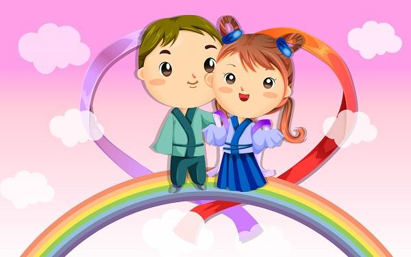 七夕节浪漫爱情表白说说配图片 牵着你的手,走过漫漫人生1