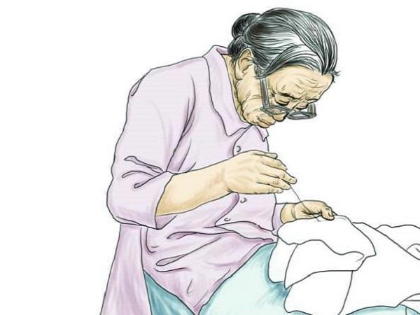 描写母亲的句子 世界上的一切光荣和骄傲,都来自母亲。