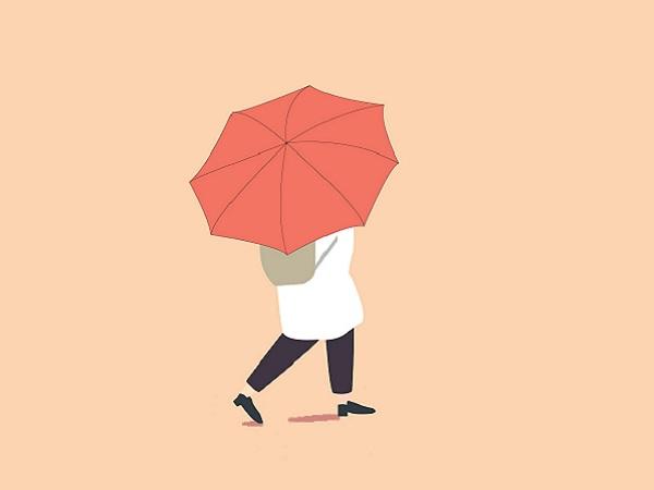 2020适合下雨天发的朋友圈 感慨下雨天的个性心情说说