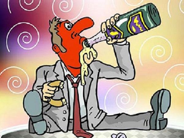 有关喝酒的搞笑说说 喝酒幽默朋友圈短句子