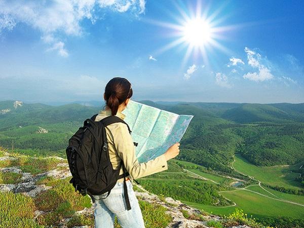 出去玩的心情发朋友圈说说 简单一句话体现自己在旅游