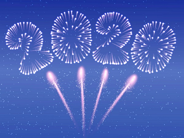 新年放烟花的唯美句子 看放烟花发朋友圈的唯美说说短语8