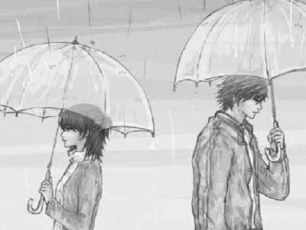 分手后痛心的一句简单的说说 谢谢你的冷落,让我学会了放弃
