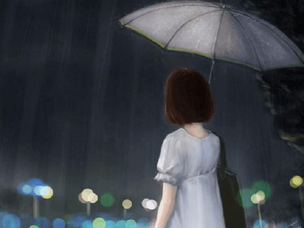 下雨的图片说说大全 下雨天感慨说说心情配图片