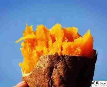 天冷吃烤红薯的句子 关于吃烤红薯的说说
