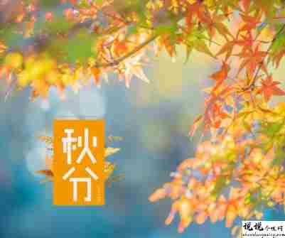 秋分节日早安朋友圈祝福语 2021秋风节气的唯美好听语录